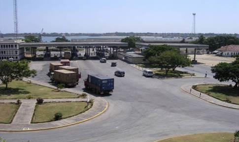 Mombasa Seaport