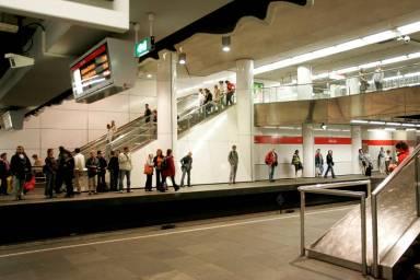 Rotterdamse Elektrische Tram (RET)  – Holland
