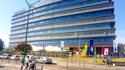 Israel Railways Headquarter Campus