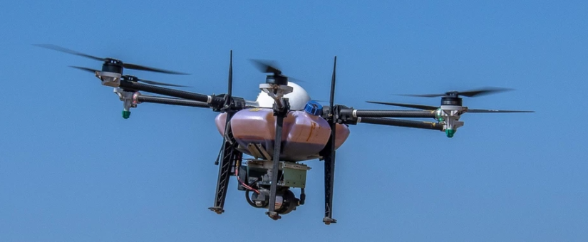Israel Railways – Drones